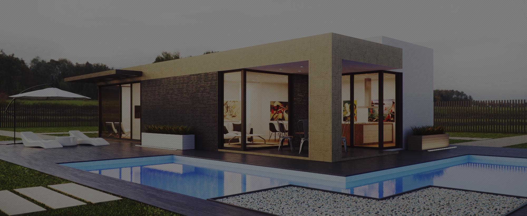4. ออกแบบสวน สระว่ายน้ำ ศาลา